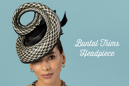 Buntal Trims Headpiece Deluxe Course
