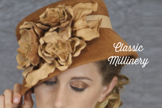 Classic Millinery Course
