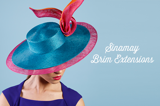 Sinamay Brim Extensions Deluxe Course