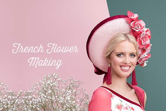 French Flower Making Course