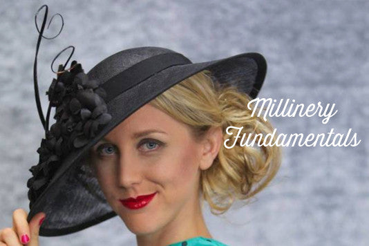Millinery Courses – How To Make Hats Millinery Classes  b2bf898dca5