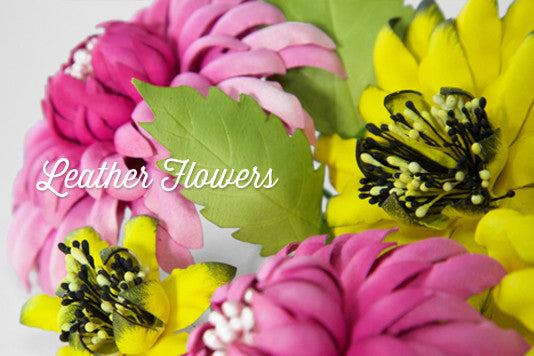 Leather Flowers Deluxe Course