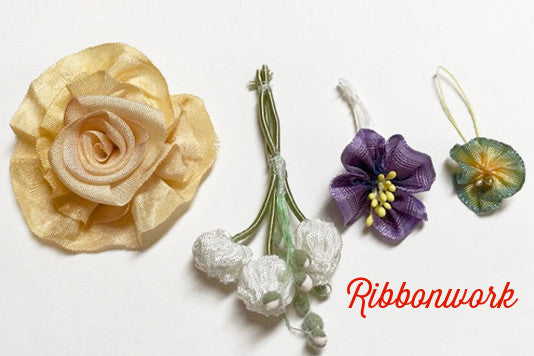 Ribbonwork Guest Course