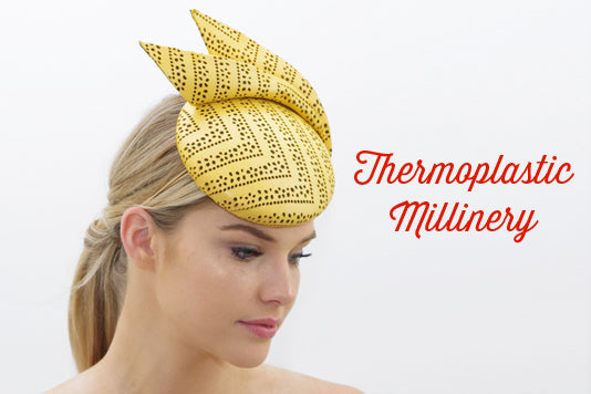 29ed4e03be5e7 Thermoplastic Millinery Deluxe Course – How To Make Hats Millinery Classes