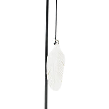Load image into Gallery viewer, Mum & Dad Sadly Missed Guardian Angel Wings Wind Chime