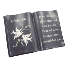 Load image into Gallery viewer, Special Grandad Love & Peace Dove Book