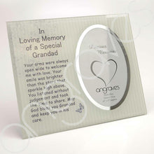 Load image into Gallery viewer, Special Grandad Photo Frame (4 x 6 Inch) - Angraves Memorials