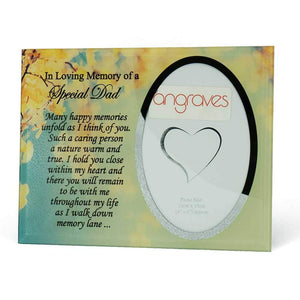Special Dad Photo Frame (4 x 6 inch)
