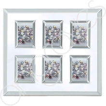 Load image into Gallery viewer, Wall Hanging Multi Aperture Photo Frame