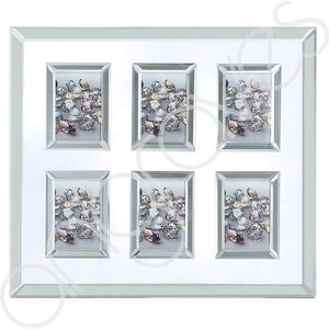 Wall Hanging Multi Aperture Photo Frame