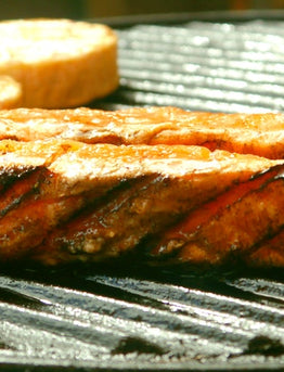 How To Stop Meat And Fish From Sticking To The Grill