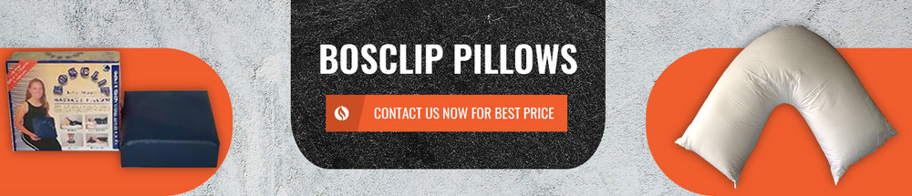 Bosclip Pillows