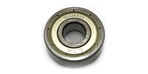Bearings to suit Bosclip Edgers 608 2RS, 608 ZZ, 627 ZZ, 609 2RS, 629 2RS