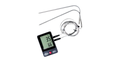 Meat Mate Wireless dual zone Meat Thermometer MAN LAW Man-Meat Mate