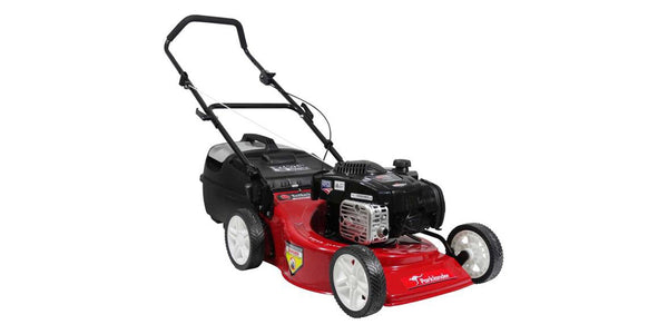 "Parklander Redback 625EX 150cc Push Lawn Mower With Mulch & Catch - 18"" Cut"