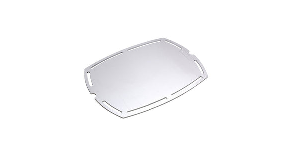 Topnotch Stainless Steel BBQ Hot Plates suitable for Weber Q BBQ's