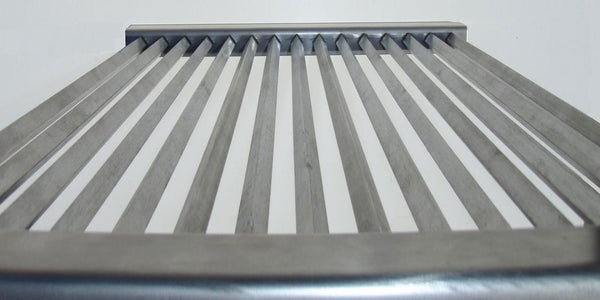 Topnotch Stainless Steel BBQ Diamond Grills (Compare All Sizes)