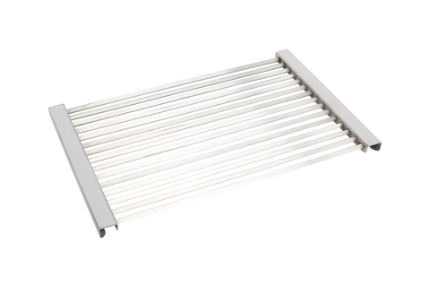 Stainless Steel Diamond Grills (Compare All Sizes)