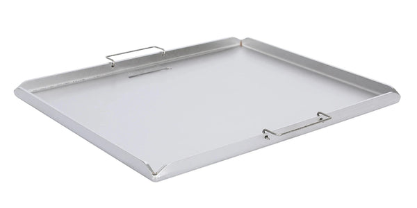 355mm x 485mm Stainless Steel BBQ Hot Plate
