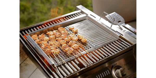 BBQ Grill topper MAN LAW MAN-V5