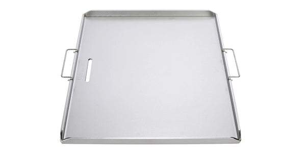 260 x 485mm Stainless Steel BBQ Hot Plate
