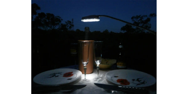 BBQ Grill Light MAN-Y1
