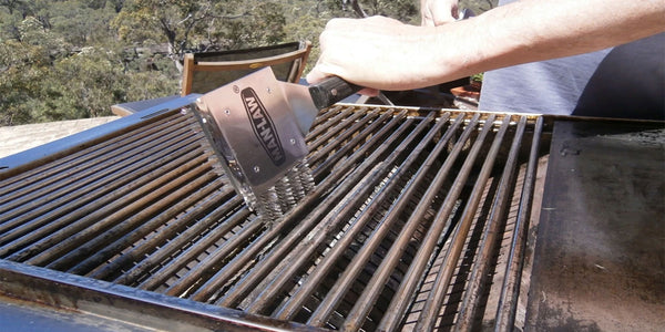 Giant Grill Brush MAN LAW MAN-HY2