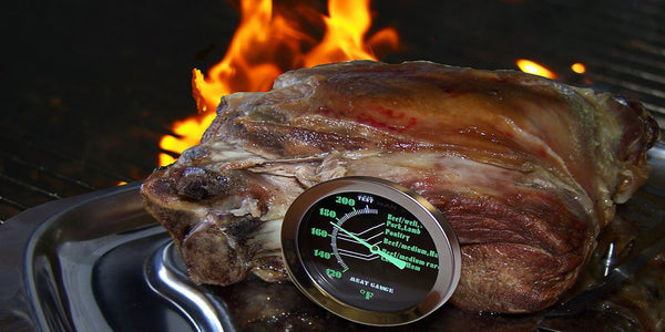 Meat Gauge With Glow in The Dark Dial MAN-T720CBBQ