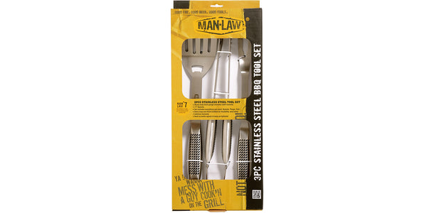 3 Piece 'Non Slip' Design Handle Tool Set MAN-HY1