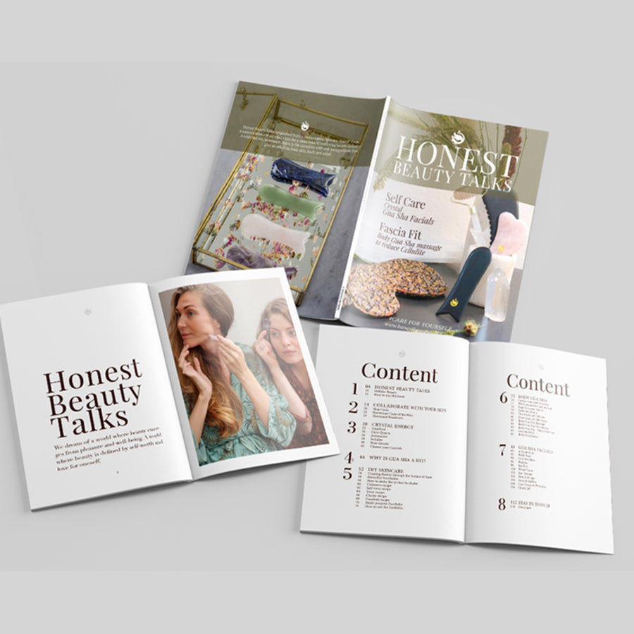 Ebook - Honest Beauty Talks ENGLISH