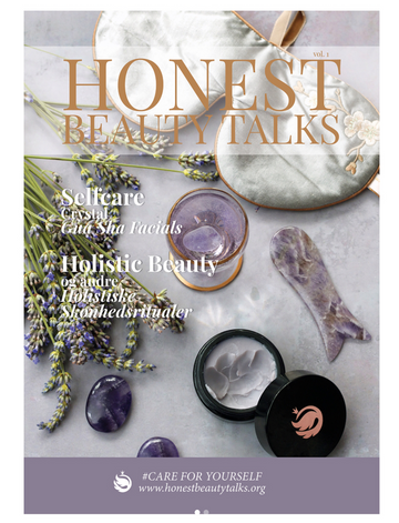 Ebook - Honest Beauty Talks Vol 1 DANSK