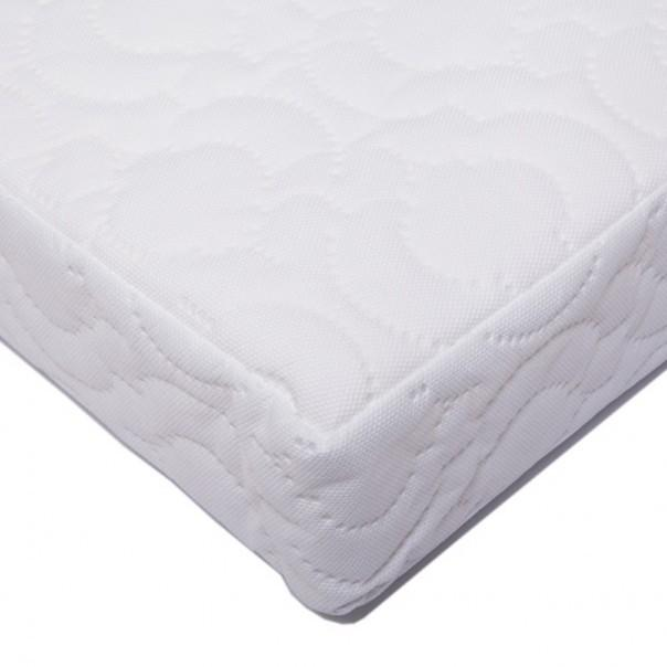 Classic Pocket Spring Mattress with Deluxe Quilted Polyester Cover