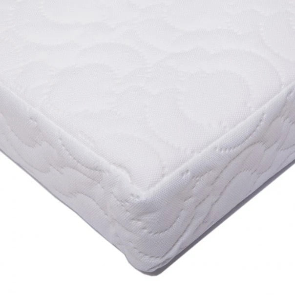 Classic Fibre Mattress with Deluxe Quilted Polyester Cover
