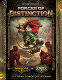 Privateer Press No Quarter Presents Forces of Distinction PIP 1064