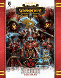 Privateer Press Forces of Warmachine Khador Command Softcover Book PIP 1082