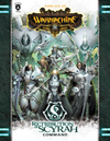 Forces of Warmachine: Retribution of Scyrah Command Hardcover Rulebook PIP 1087