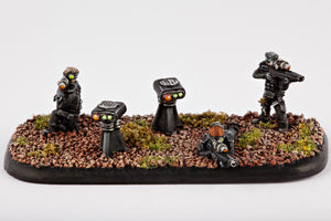 Dropzone Commander UCM Praetorian Snipers by Hawk Wargames DZC 21018