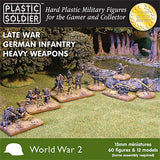 Late War German Infantry Heavy Weapons PSC WW2015005