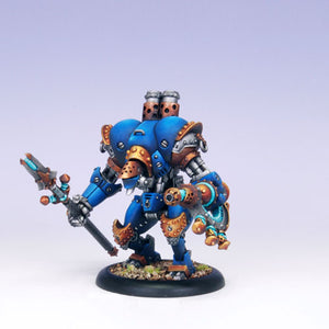 Cygnar: Firefly PLASTIC Light Warjack BOX