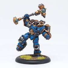 Privateer Press Warmachine: Cygnar Colonel Siege Brisbane 31131