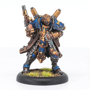 Privateer Press Warmachine: Cygnar Trencher Warcaster Lt 31134