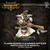 Protectorate: Flameguard Cleanser Officer PIP 32075