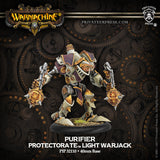 Privateer Press Devout Dervish Purifier Warjack Warmachine Menoth PIP 32110