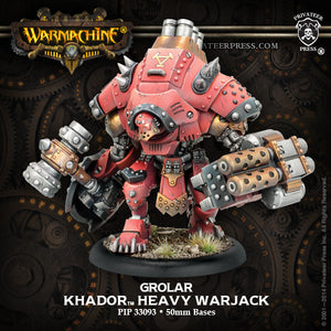 Khador: Grolar-Kodiak Heavy Warjack Kit
