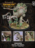 Privateer Press Warmachine: Cryx: Krakan / Sepulcher: Colossal PIP 34117