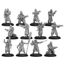 Privateer Press Crucible Guard: Infantry and CA PIP 37004