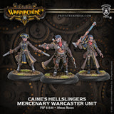 Privateer Press Warmachine Mercenary Caine's Hellslingers Unit PIP 41140