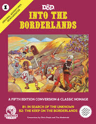 Goodman Games 5E: OAR 1: Into the Borderlands (HC) 5001