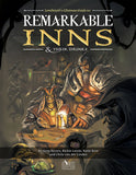 Lore Smyth's Ultimate Guide to Remarkable Inns & Their Drinks (5E) Soft Cover