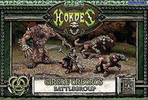 Circle Orboros: Battlegroup Starter PLASTIC BOX